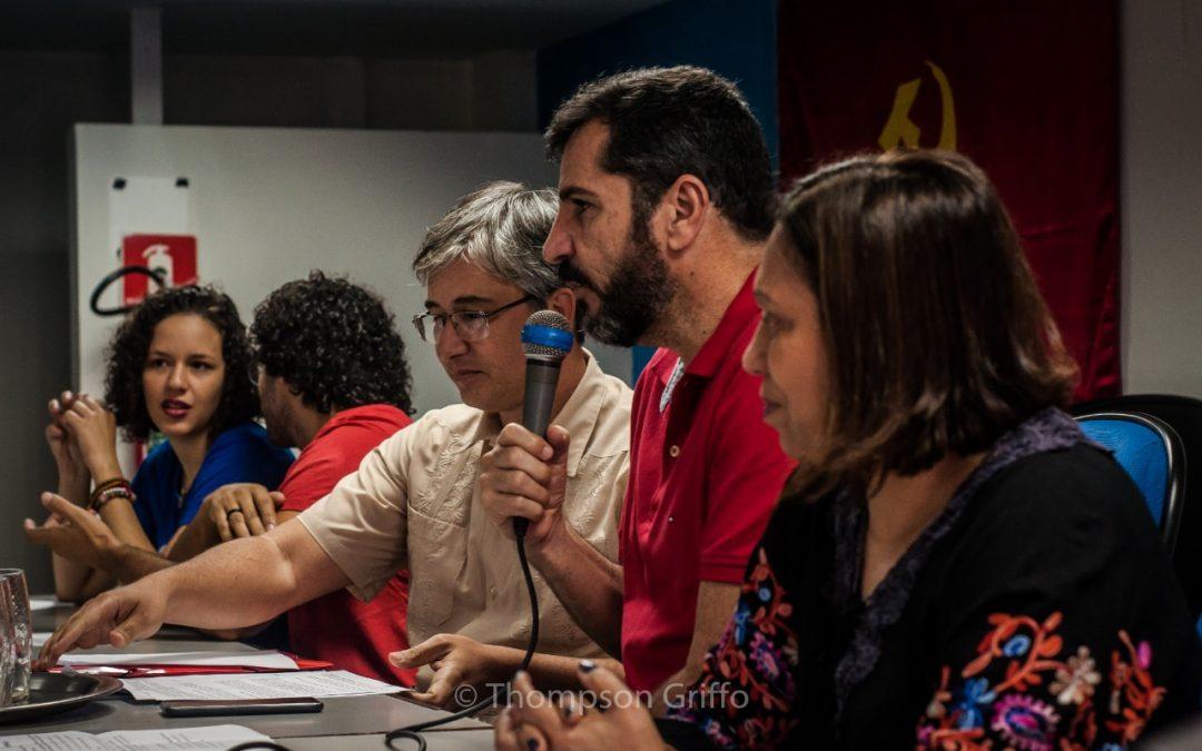 Seminário capixaba de Estruturação Partidária e Ação Política
