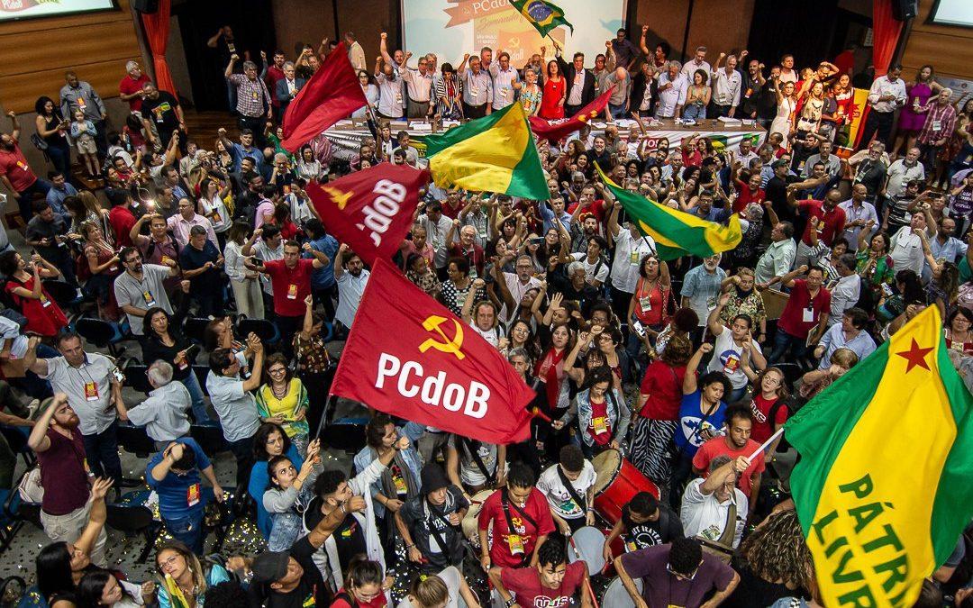 PCdoB-ES realizará Conferência Estadual Ordinária em novembro de 2019