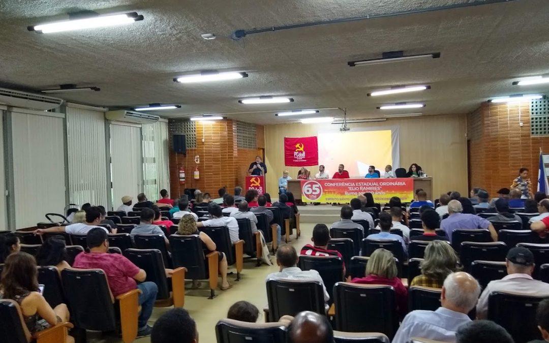 PCdoB/ES realiza uma das maiores Conferências de sua história