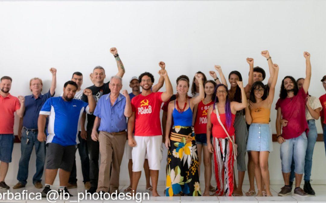 Curso do Programa Socialista do PCdoB foi sucesso em Baixo Guandu